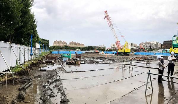 2-July 2020 - Construction Begins