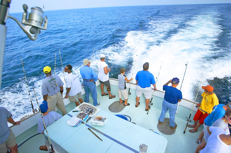 guys getaway fishing charter