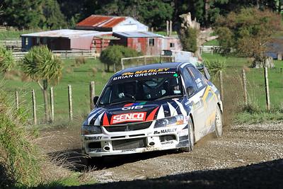 Rally Wairarapa 2011