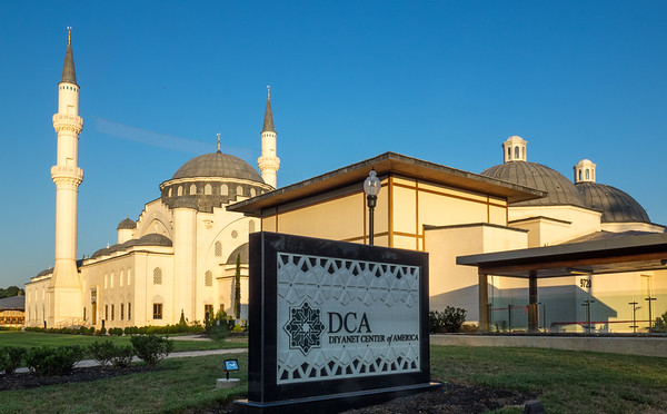 Lanham, MD:  Diyanet Center of America (Turkish Mosque)