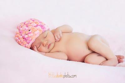 Baby Caroline-5 days-3.8.12