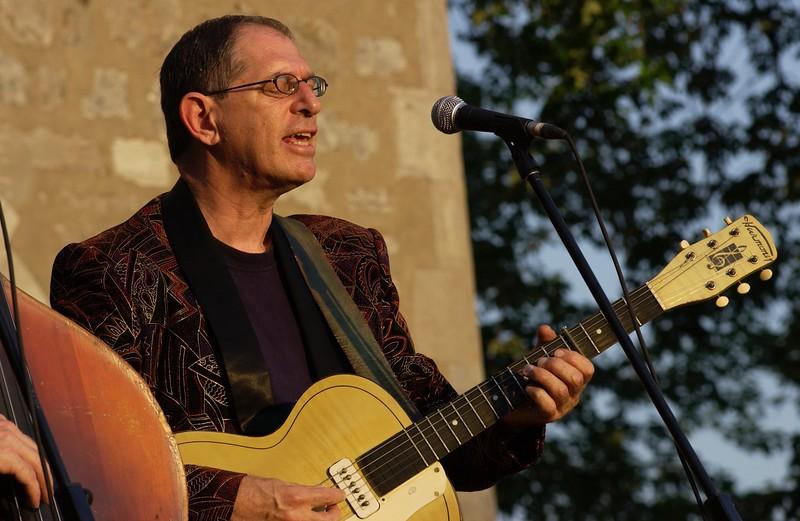 Stephen barry Band 2008 Boucherville