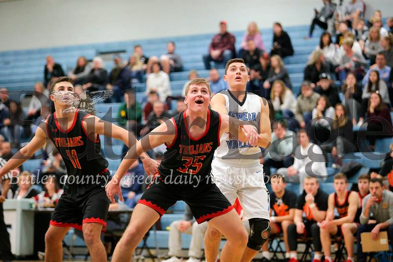 Seneca Valley vs North Catholic Basketball