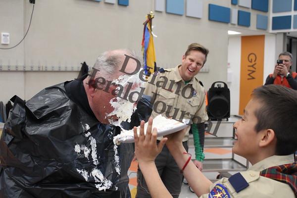 2019 Delano Cub Scouts cake auction