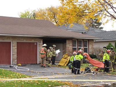 October 30, 2010 - 2nd Alarm  - 41 Kimbermount Rd.