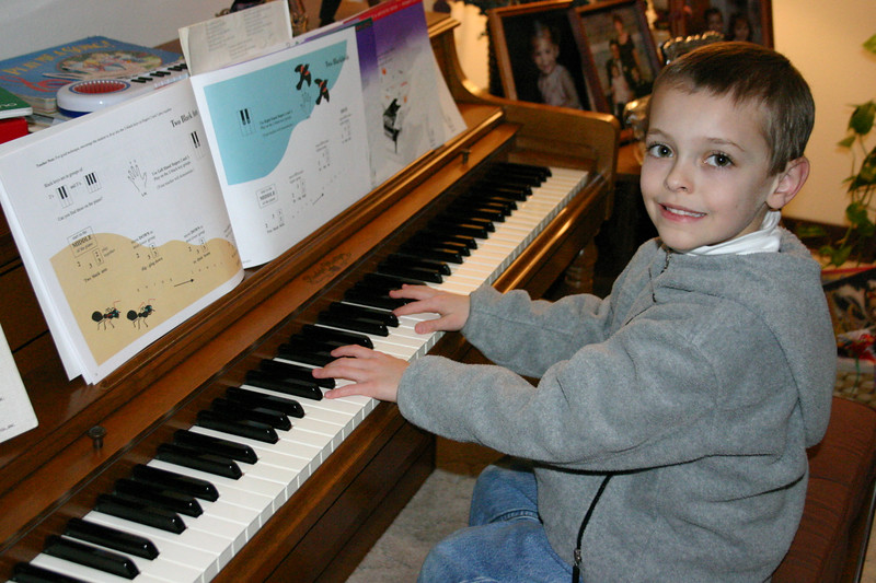 2005 Jan Wil Piano