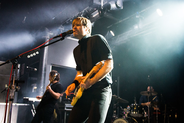 Death Cab For Cutie, Rock City, Nottingham - 28-01-19.