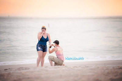 Corey and Macy Proposal