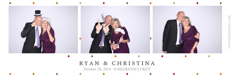 Ryan and Christina (photo strips)