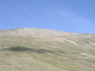 Forte Jafferau 2802 m
