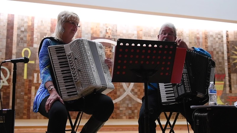 Accordion Extravaganza Video May 2019