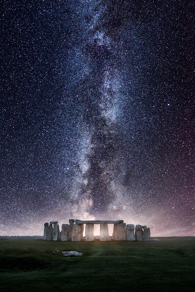 Stonehenge england britain milky way fantasy composite night stars galaxy.jpg
