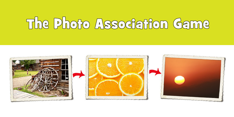 Photo Association Game