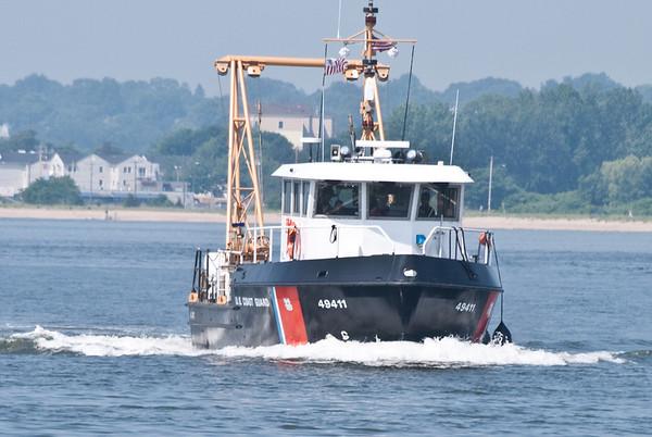 US Coast Guard Crew