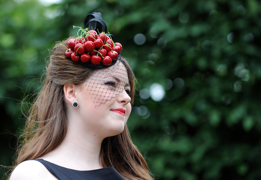 . Racegoers attend Day 3 of Royal Ascot at Ascot Racecourse on June 19, 2014 in Ascot, England.  (Photo by Stuart C. Wilson/Getty Images)