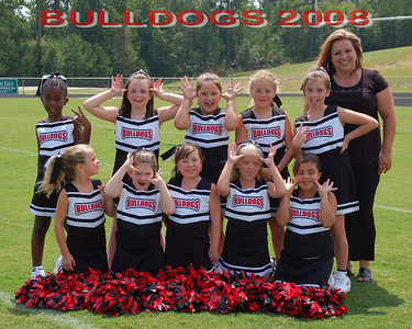 Kitty Laspisa Bulldogs 7-8B