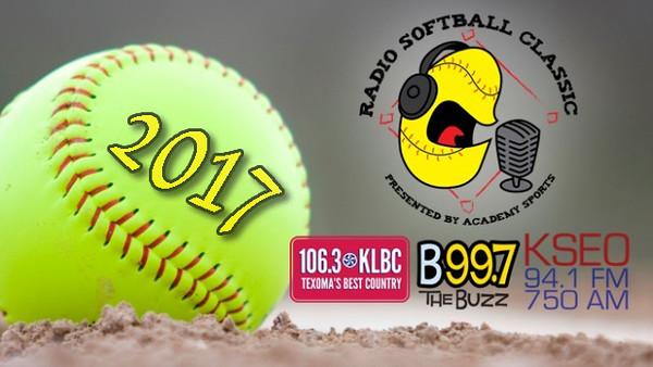 2017 Radio Softball Classic