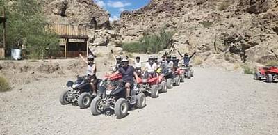 7/12/19 ElDorado Canyon ATV/RZR & Gold Mine Tour