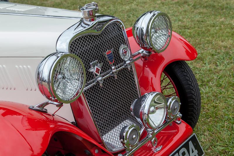 Tony Raynor's 1936 Singer Le Mans