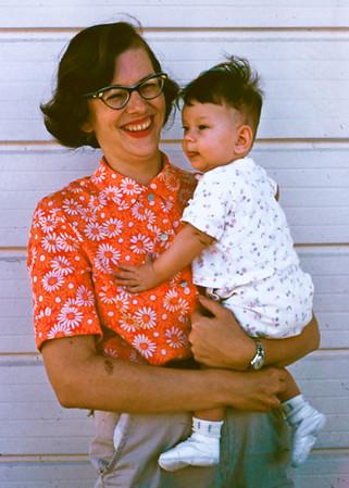 Family Photos 1960-1964