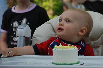 Cameron's 1st Birthday Party