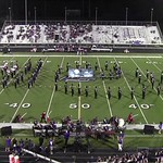 CSHS Band Halftime Performance 09/25/2015