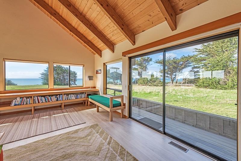 North Deck off Living Room