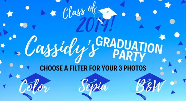 Cassidy's HS Graduation Party