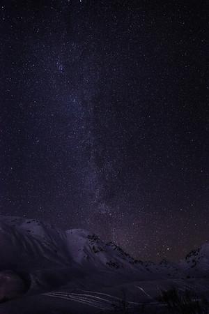 Stars in Hatcher