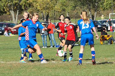 Youth Soccer - Oct 13, 2013