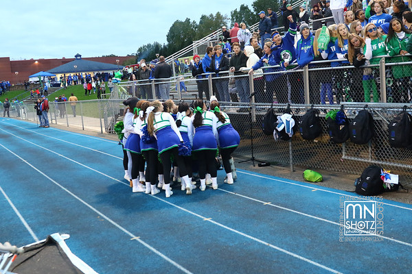 Cheer - Homecoming Game