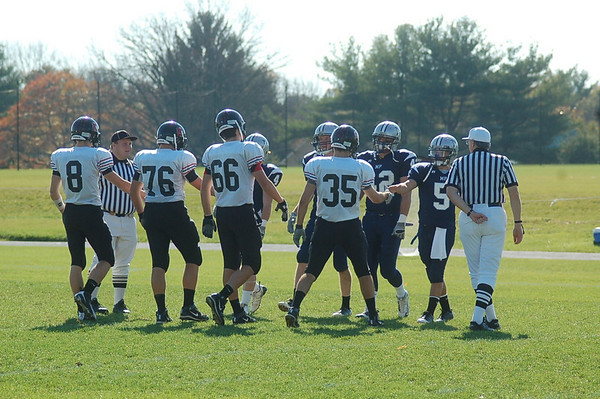 Football vs Malvern