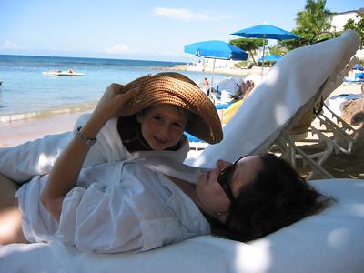Donna & Wm in Jamaica