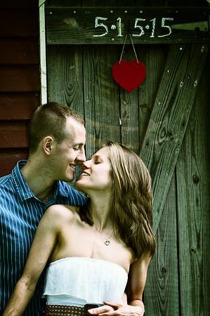 Jenny & Eric Engagement