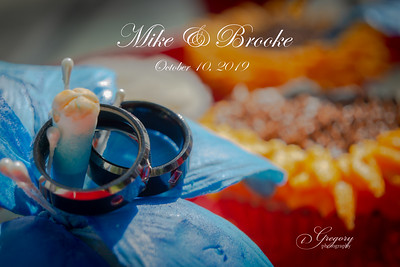 Mike & Brooke Wedding