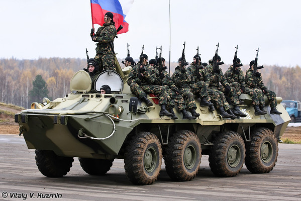 International Exhibition of Means of State Security Provision Interpolitex-2011