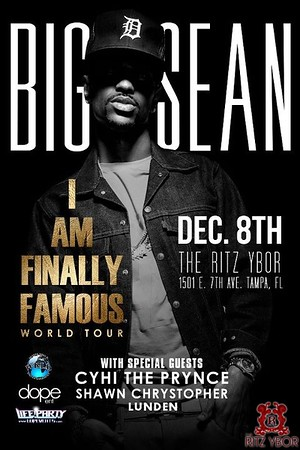 Big Sean December 8, 2011