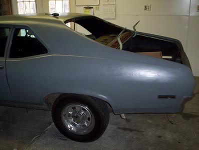Lester Koontz's 1972 Nova