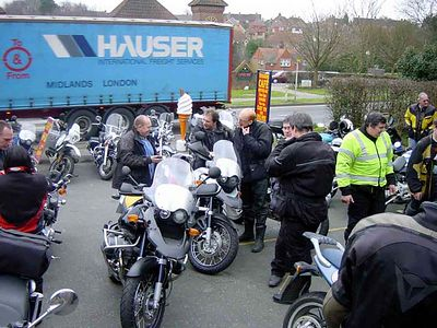 Wessons Rideout March 2003