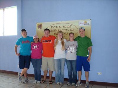 Lubbock Christian University Students