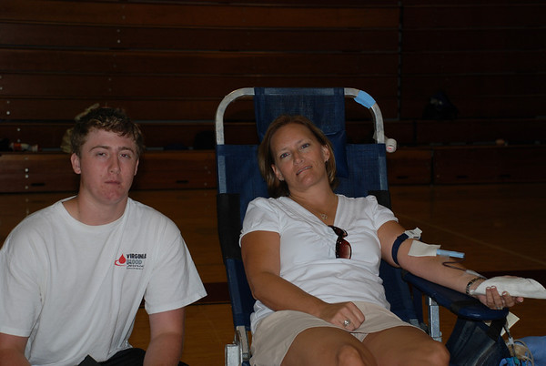 Becky Silver Blood Drive