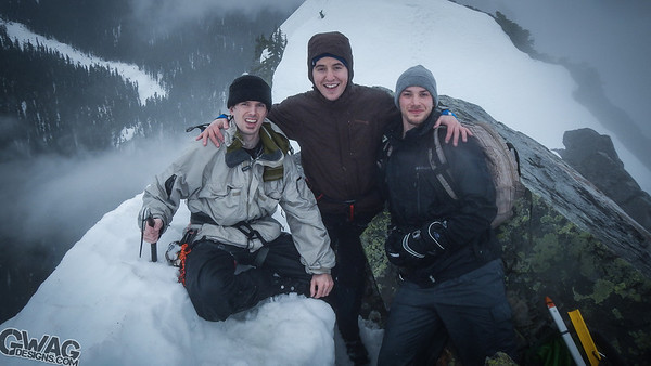 Guye Peak Summit 2013