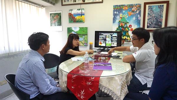 20160714越南農業部環境研究所副所長參訪