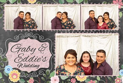 2018/06/02 - Gaby & Eddie's Wedding