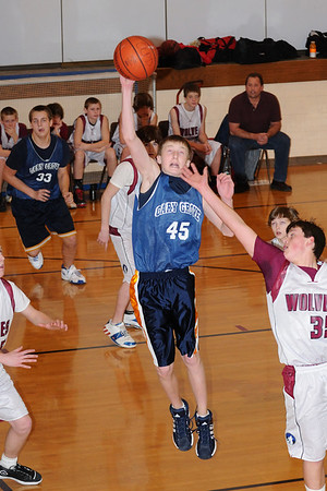 Cary-Grove Basketball 2009