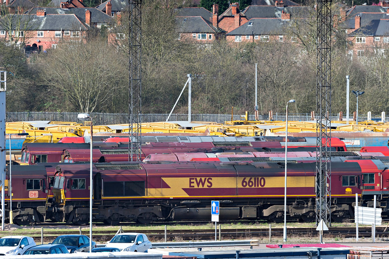 Toton Depot Overview 6
