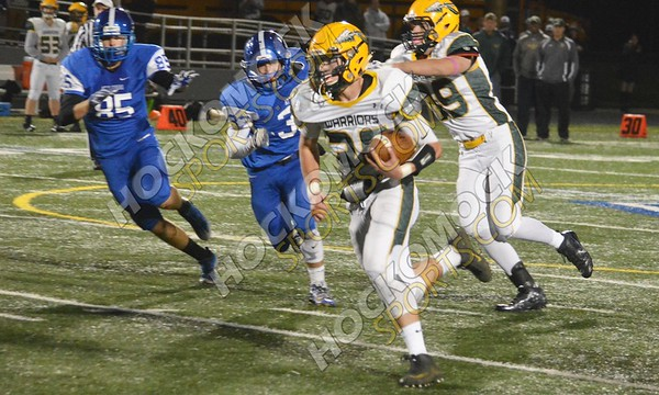 Attleboro - King Philip Football 10-14-16