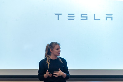 Tesla Internship Info Session