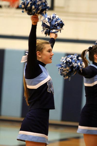 Hawks Cheerleading 2014