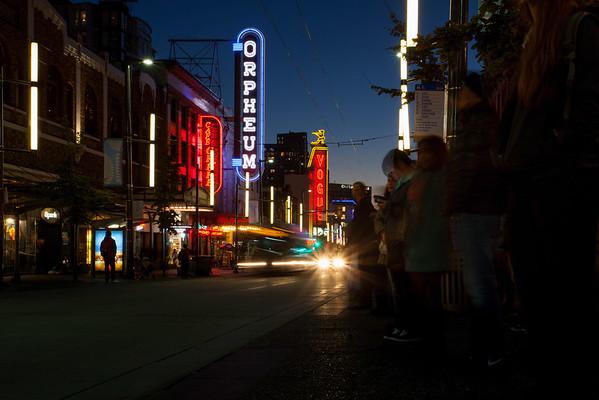 Blue Dot Tour - Vancouver